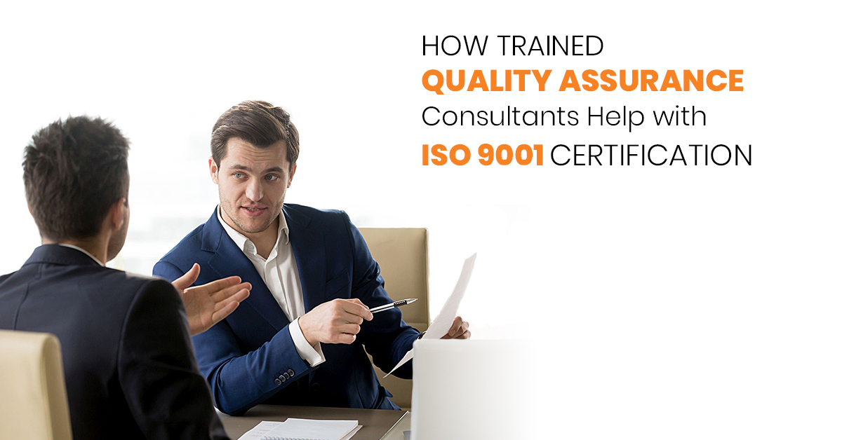 Quality Assurance Consultants